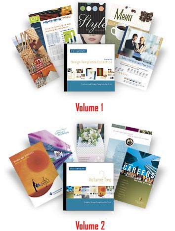 Design Templates Collection for PageMaker